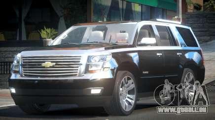 Chevrolet Tahoe ES V1.1 pour GTA 4