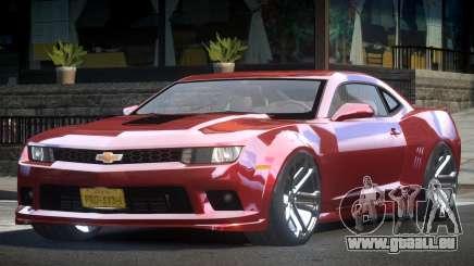 Chevrolet Camaro AGS pour GTA 4