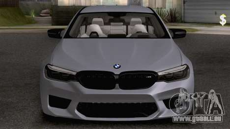 BMW M5 Competition F90 pour GTA San Andreas