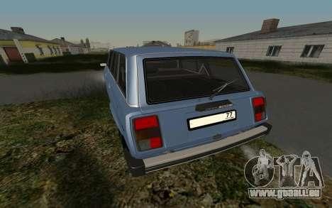 Vaz 2104 78RUS pour GTA San Andreas