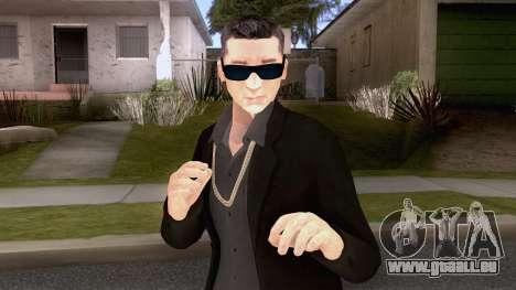 New Wuzimu Casual V4 Woozie für GTA San Andreas