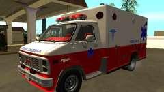 GMC Vandura 1985 Ambulance