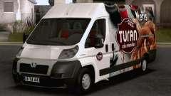 Peugeot Boxer (Turkish Bakery Car)