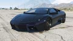 Lamborghini Reventon 2008 pour GTA 5
