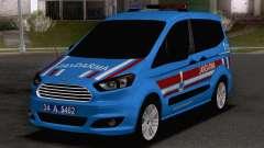 Ford Tourneo Courier Jandarma Asayis&Gendarme pour GTA San Andreas