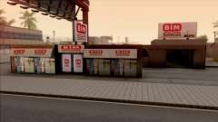 New Bim Store pour GTA San Andreas