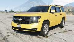 Chevrolet Tahoe 2015 pour GTA 5