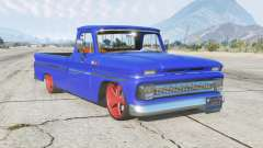 Chevrolet C10 Fleetside (C14) Custom pour GTA 5