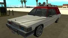 Cadillac Superior 1977 (Kaiser) Krankenwagen