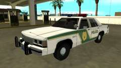 Ford LTD Crown Victoria 1991 Miami Dade M Police