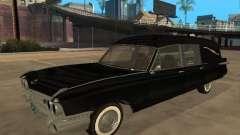1959 Cadillac Miller-Meteor hearse