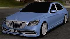 Mercedes-Benz Maybach S560 pour GTA San Andreas