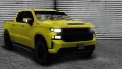 Chevrolet Silverado Trailboss Z71 ImVehFT 2020
