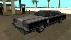 Lincoln Continental Mark V 1979