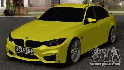 BMW M3 F80 pour GTA San Andreas