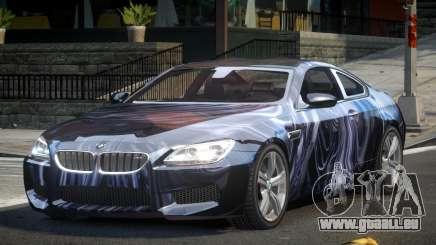 BMW M6 F13 GS PJ6 pour GTA 4