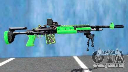 M14 EBR EOTECH VENOM für GTA San Andreas