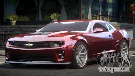 Chevrolet Camaro Z-Tuned pour GTA 4