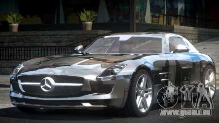 Mercedes-Benz SLS BS A-Style PJ4 pour GTA 4