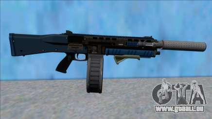 GTA V Vom Feuer Assault Shotgun LSPD V13 pour GTA San Andreas