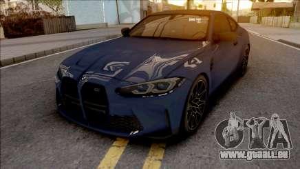 BMW M4 G82 2021 pour GTA San Andreas
