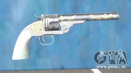 Dutch Schofield (Dutchs gun) (from RDR 2) pour GTA San Andreas
