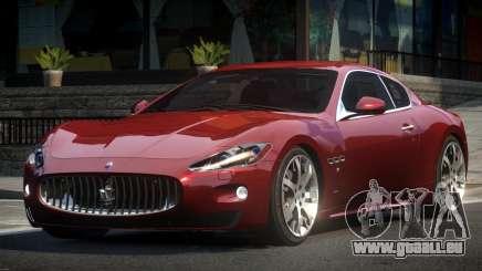 Maserati GranTurismo GS pour GTA 4