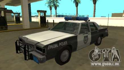 Ford LTD Crown Victoria 1987 Medford Spec Police pour GTA San Andreas