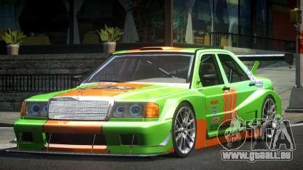 Mercedes-Benz BS Evo2 L1 pour GTA 4