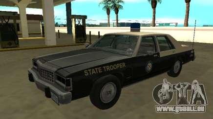 Ford LTD Couronne Victoria 1987 FHP pour GTA San Andreas