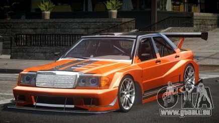 Mercedes-Benz BS Evo2 L9 pour GTA 4