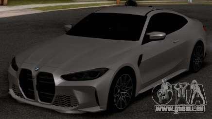 BMW M4 2020 pour GTA San Andreas