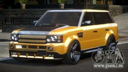Range Rover Sport V8 TR pour GTA 4
