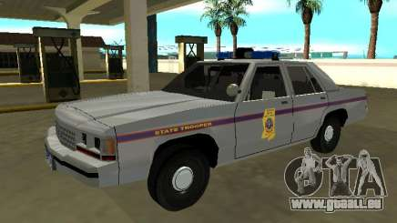 Ford LTD Couronne Victoria 1991 Mississippi S T pour GTA San Andreas