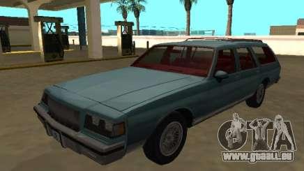 Buick LeSabre Station Wagon 1988 für GTA San Andreas