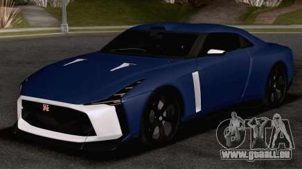 Nissan GT-R50 pour GTA San Andreas