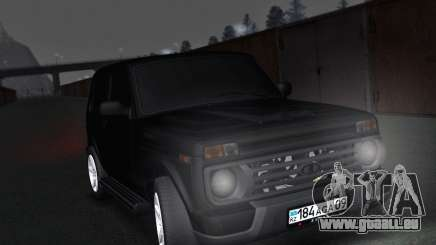 Vaz 2121 Urbain pour GTA San Andreas