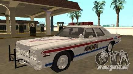 Dodge Monaco 1974 Police de l'État de l'Illinois pour GTA San Andreas