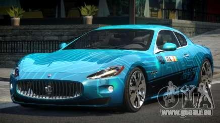 Maserati GranTurismo GS L2 pour GTA 4