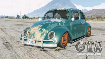 Volkswagen Beetle 1962 pour GTA 5