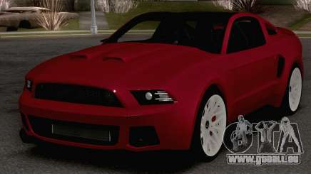 2013 Ford Mustang GT pour GTA San Andreas