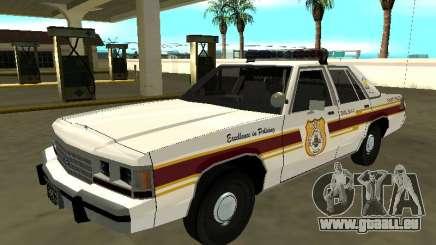 Ford LTD Crown Victoria 1991 Comté de New Castle pour GTA San Andreas