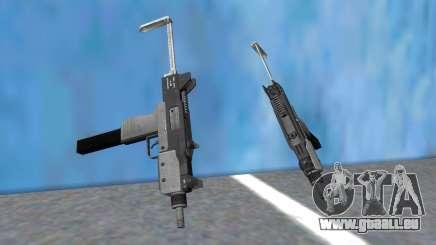GTA V Micro SMG für GTA San Andreas