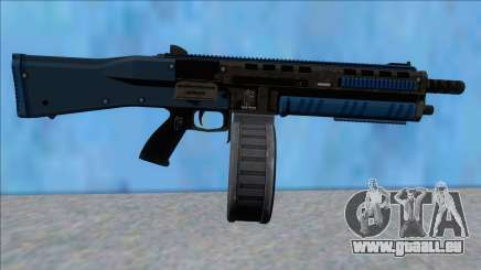 GTA V Vom Feuer Assault Shotgun LSPD V14 pour GTA San Andreas