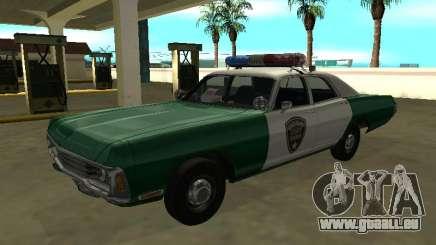 Dodge Polara Chickasaw Shérif du comté pour GTA San Andreas