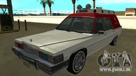 Cadillac Superior 1977 (Kaiser) Krankenwagen für GTA San Andreas
