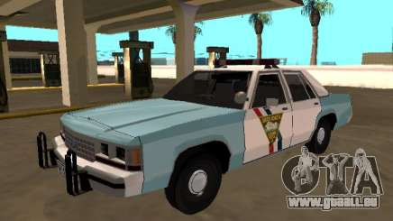 Ford LTD Crown Victoria 1991 Dakota du Sud HP pour GTA San Andreas