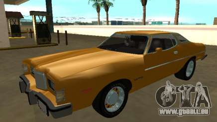 Cougar de mercure (1976) pour GTA San Andreas