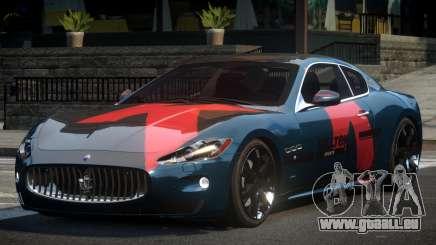 Maserati GranTurismo GS L3 pour GTA 4