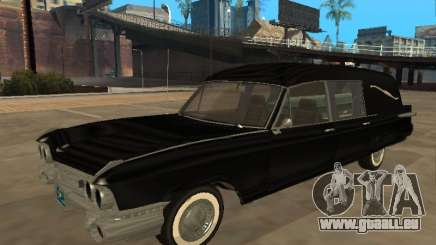 1959 Cadillac Miller-Meteor hearse für GTA San Andreas
